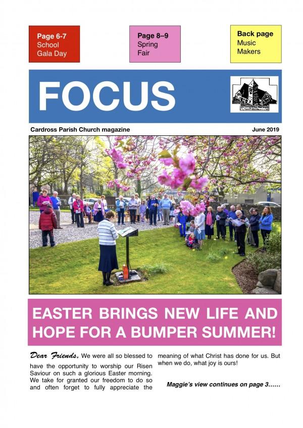 Cardross Parish Church :: Latest news